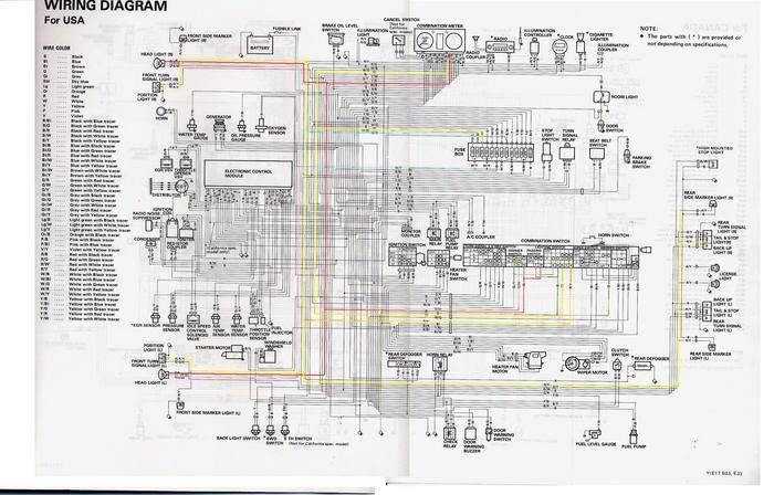 SUZUKI-OFFROAD.net • Thema anzeigen - Schaltplan für die Beleuchtung