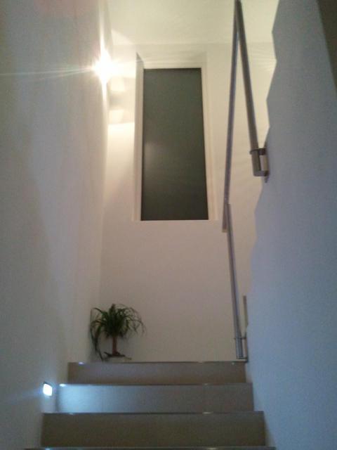 Beleuchtung Stiegenhaus treppenspots erfahrungsbericht bauforum auf energiesparhaus at