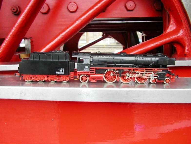 Die Baureihe 01 der DB in Gross und Klein 6194866bup
