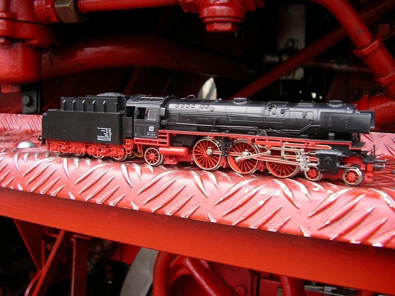 Die Baureihe 01 der DB in Gross und Klein 6194882iiz