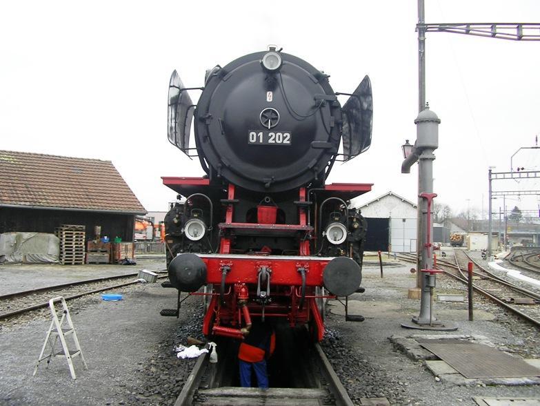 Die Baureihe 01 der DB in Gross und Klein 6194901alm