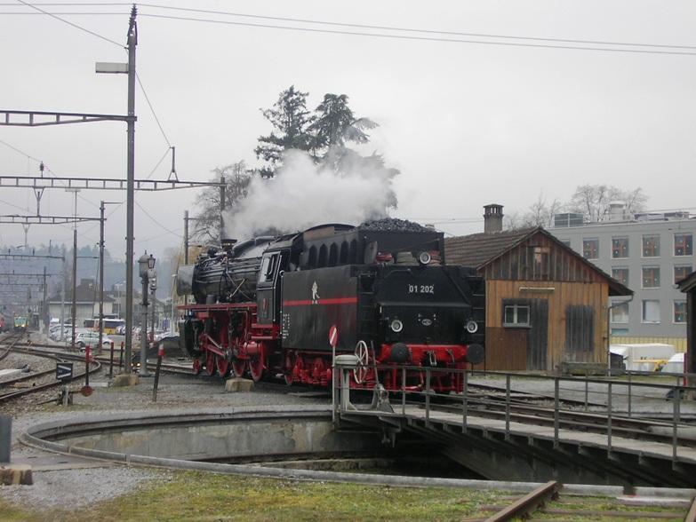 Die Baureihe 01 der DB in Gross und Klein 6194906lcd