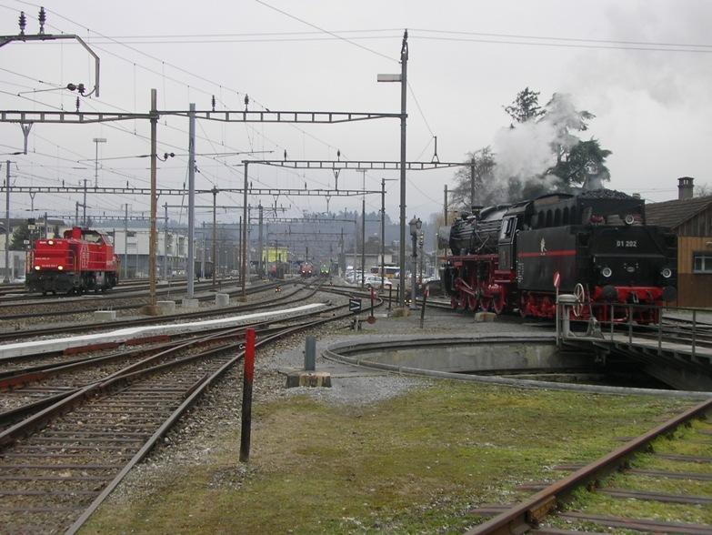 Die Baureihe 01 der DB in Gross und Klein 6194907rgw