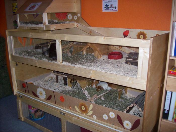 pimp my eigenbau meerschweinchen haltung. Black Bedroom Furniture Sets. Home Design Ideas