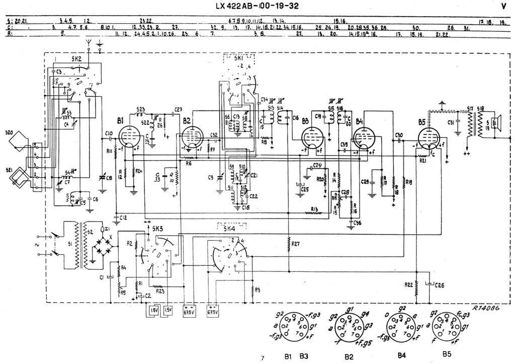 Dampfradioforum • Thema anzeigen - Philips LF449AB - Oszillator ...