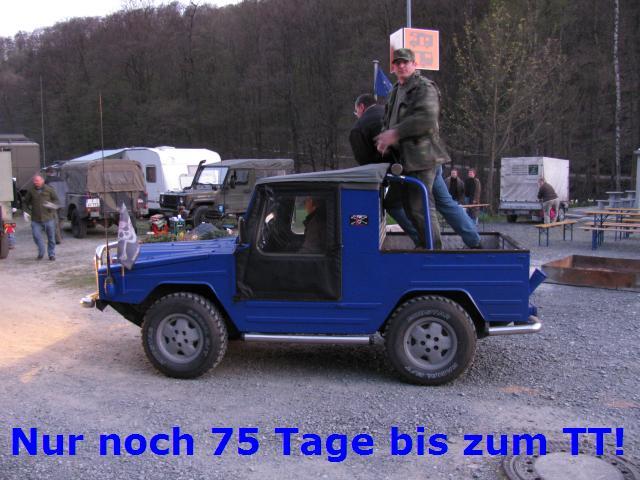 13. Iltis-Treffen im Taunus - 6.-8.5.2011 6366942bmq