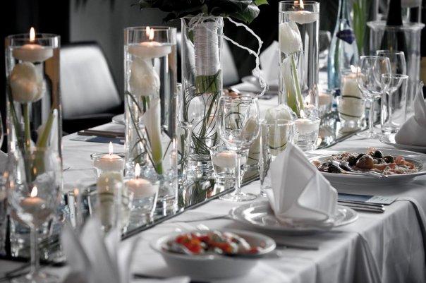 Tischdeko Ohne Blumenschmuck
