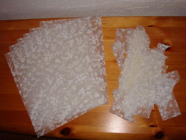 weiße doppelkarten c 6 von pollen