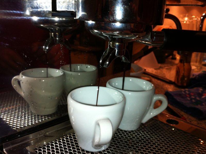 Isomac Venus liefert kein Wasser mehr  KaffeeNetz  Die  ~ Kaffeemaschine Zieht Kein Wasser Mehr