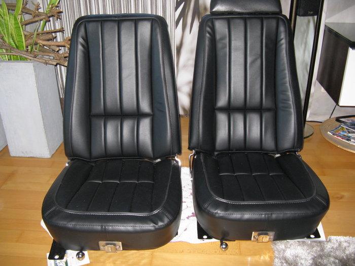 1969 Seats Leather Like Or Vinyl Corvetteforum