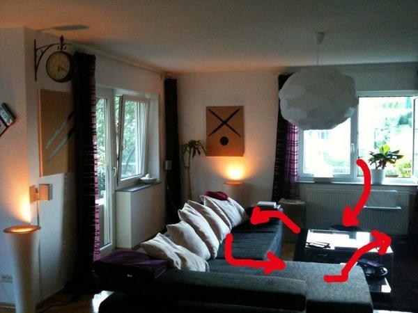 erfahrungen mit ikea regalen f r catwalk seite 11. Black Bedroom Furniture Sets. Home Design Ideas