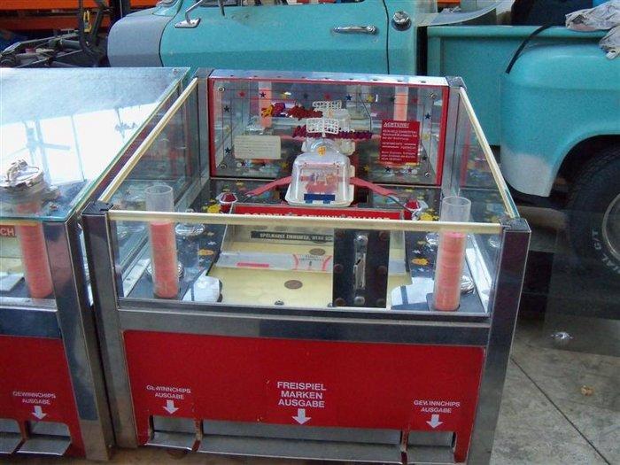 Münzschieber Automat Kaufen