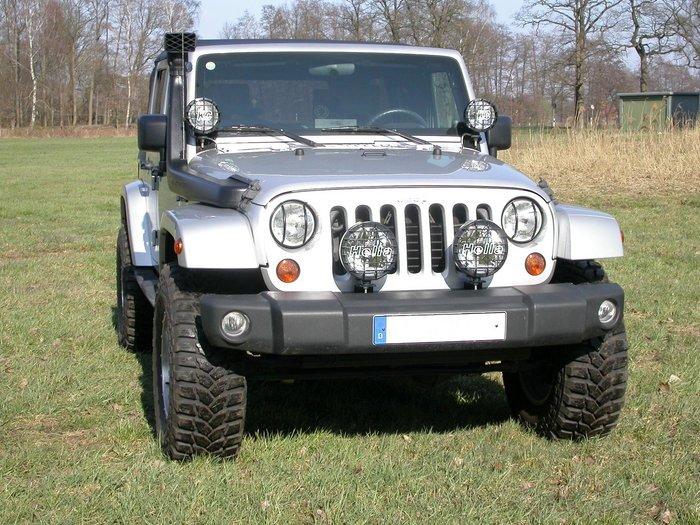 erster umbau reifen/höherlegung - wrangler jk forum - jeep forum