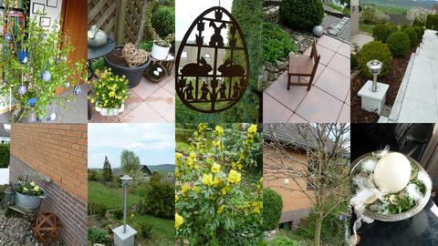 oster-deko 2011, fotos! - seite 1 - deko & kreatives - mein, Garten und erstellen