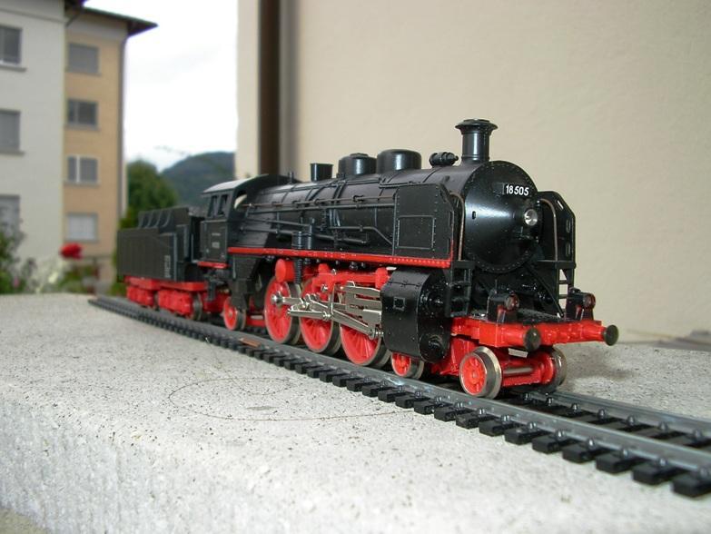 Deutsche Dampfloks 6968142uul