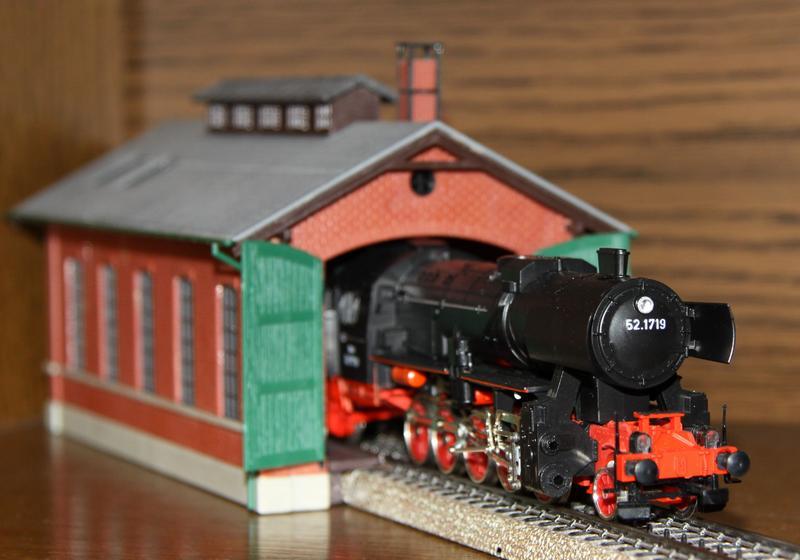 Kleinbahn D 52 1719 ÖBB  6971423tir