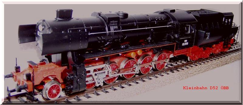 Kleinbahn D 52 1719 ÖBB  6971424qgt