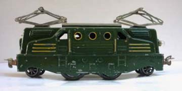 Distler Spur 0 große E-Lok mit Drehstrommotor 7052839ryl