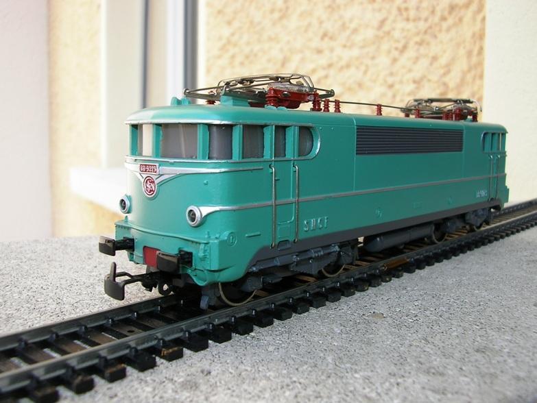 SNCF BB 9223 (HAMO) 7059812nxg