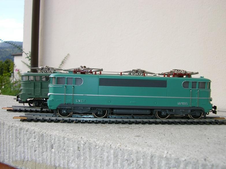 SNCF BB 9223 (HAMO) 7059815ude