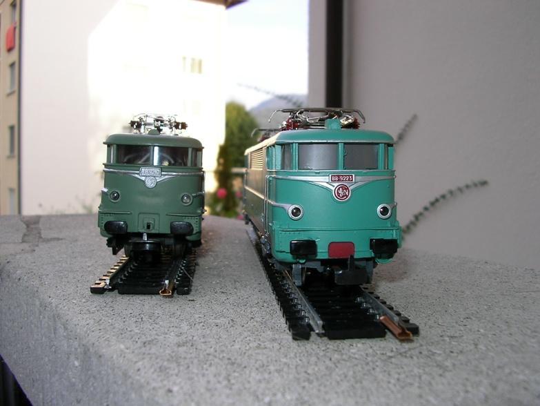 SNCF BB 9223 (HAMO) 7059817nnc