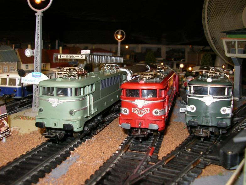 SNCF BB 9223 (HAMO) 7059822cif