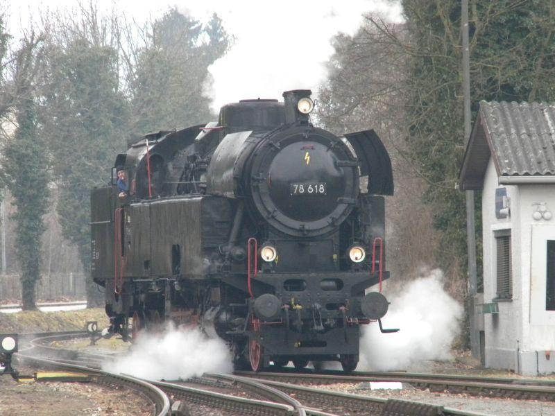 Dampfloktreffen Braunau am Inn 7066638wuy