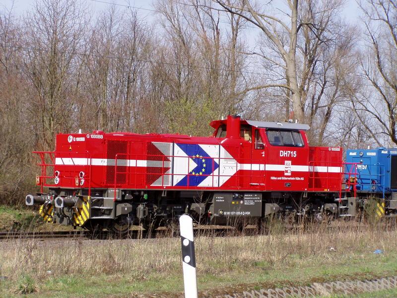 Hamburg und die Eisenbahn 7098664kyu