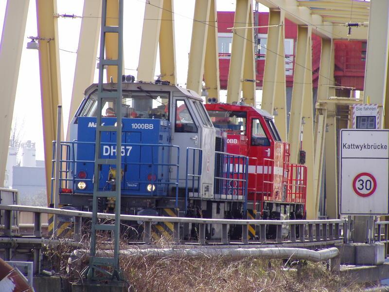 Hamburg und die Eisenbahn 7098665efe