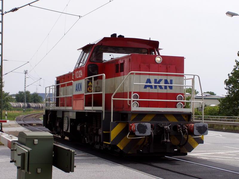 Hamburg und die Eisenbahn 7098668mmc