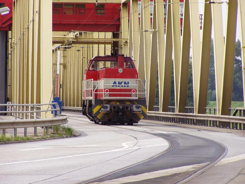 Hamburg und die Eisenbahn 7098669quj