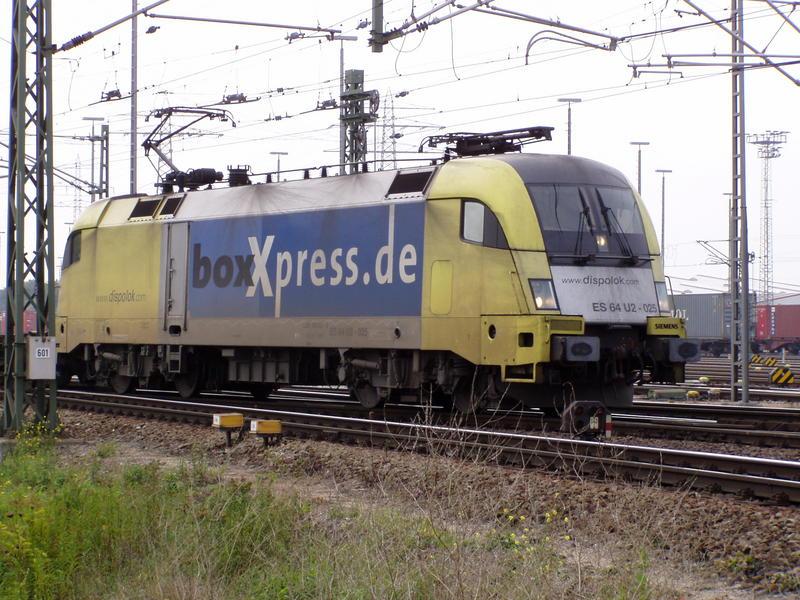 Hamburg und die Eisenbahn 7098672nyf