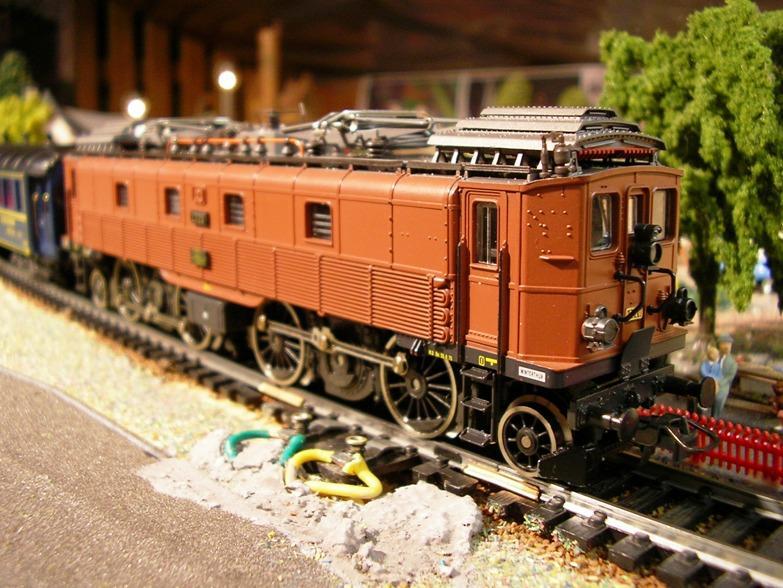 Der Simplon - Express 7104948nme