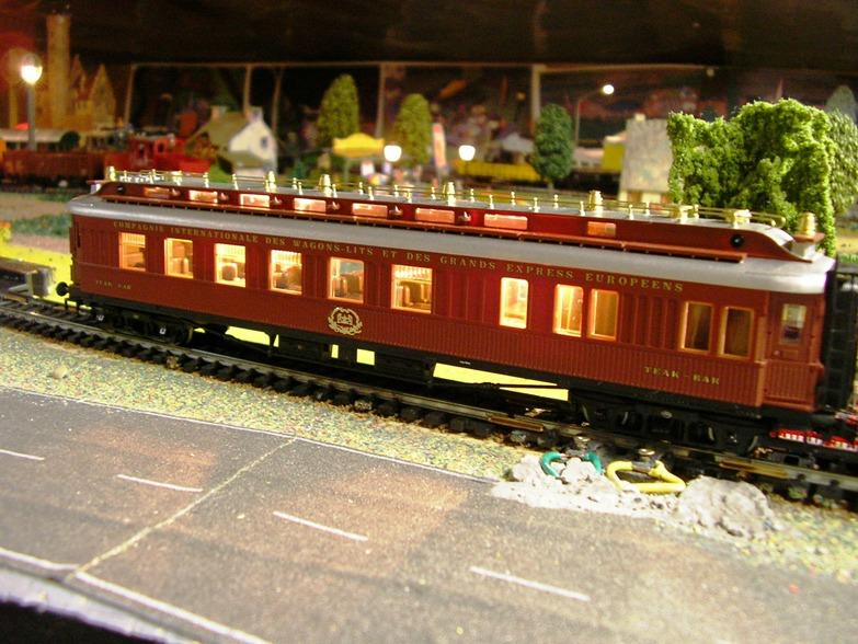 Der Simplon - Express 7105140ckf