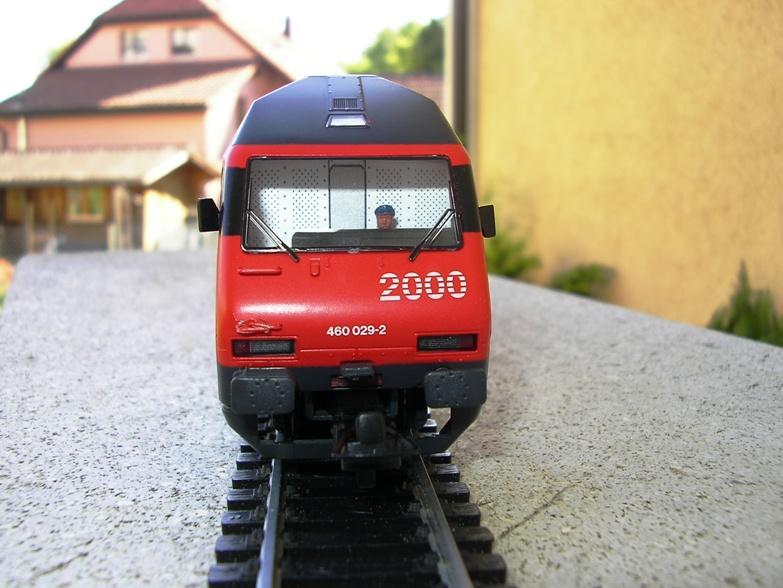 SBB Re 460 7111668cpd