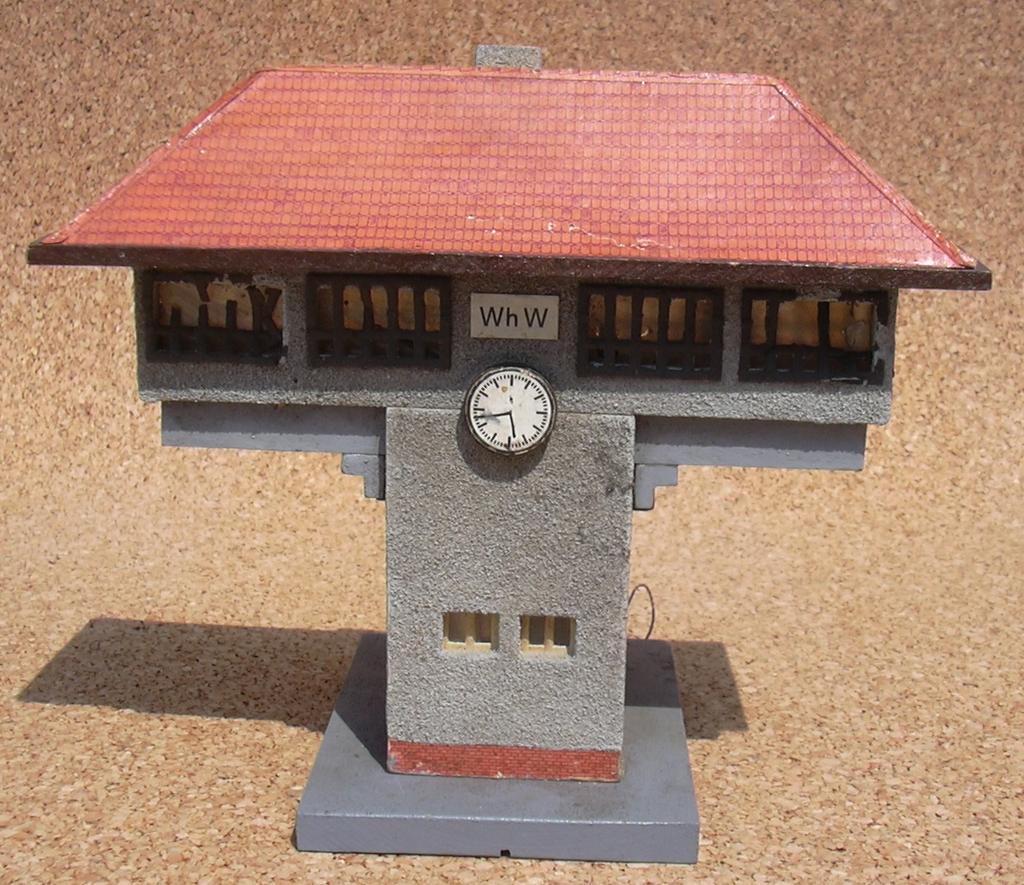Altes Stellwerk in Holzbauweise 7148530nub