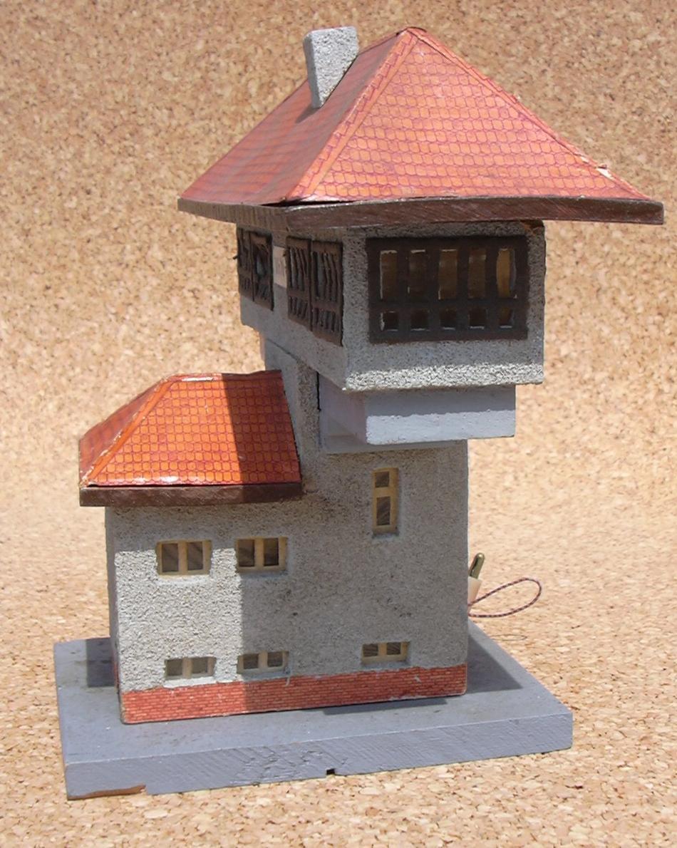 Altes Stellwerk in Holzbauweise 7148531nhf