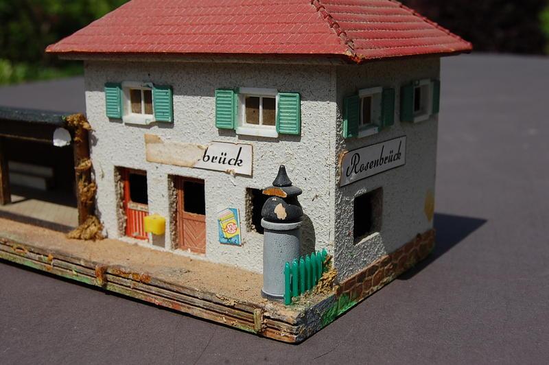 Altes Stellwerk in Holzbauweise 7230187tzx