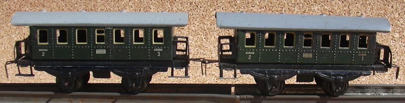 Zugpackungen Distler Spur 0 7249227csr