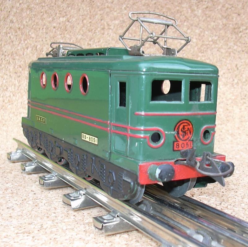 Hornby/Meccano E-Lok Spur 0 7257415nyx