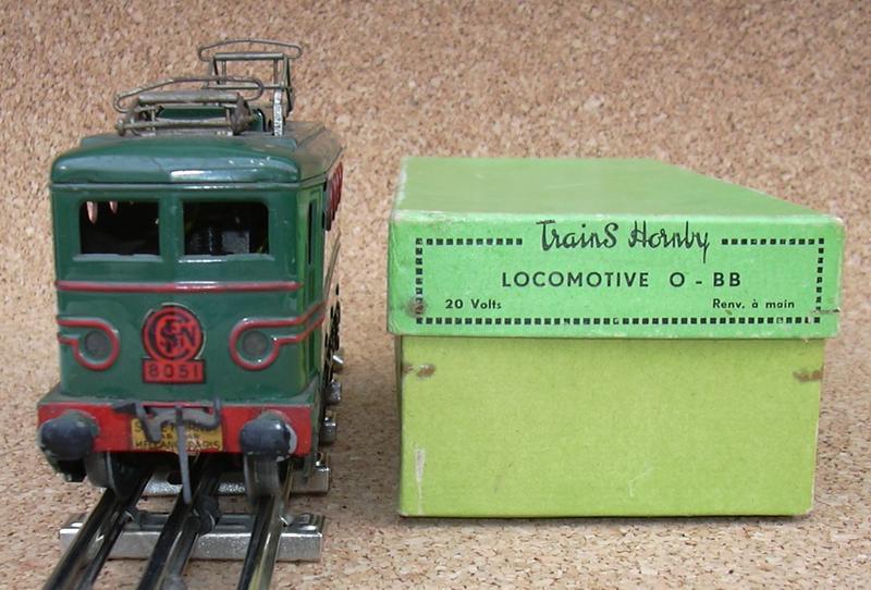 Hornby/Meccano E-Lok Spur 0 7257416uwm