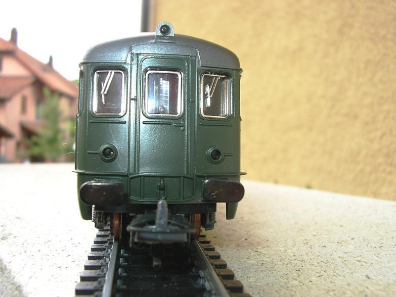 SBB Steuerwagen BDt 7279007ziu