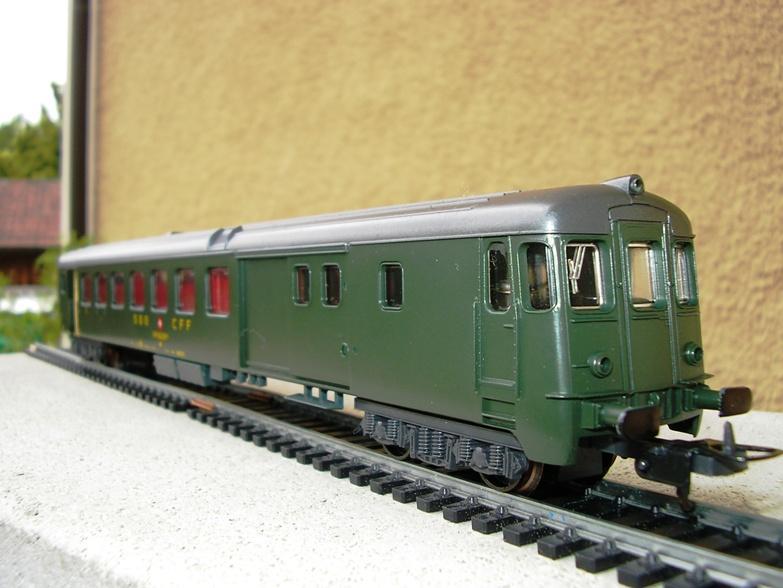 SBB Steuerwagen BDt 7279011cfq