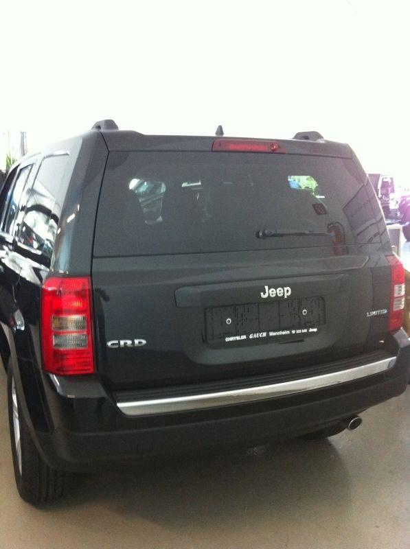 jeep patriot 2.2 crd limited 2011 - compass/patriot mk forum - jeep