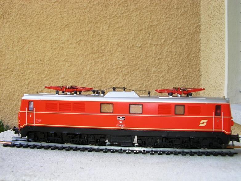 ÖBB 1110 orange 7292705efi