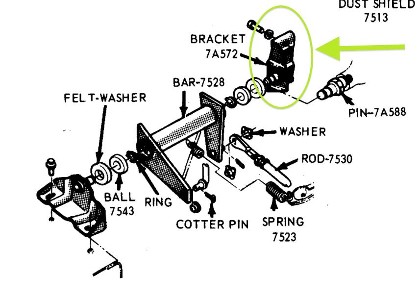 ford truck carburetor diagram
