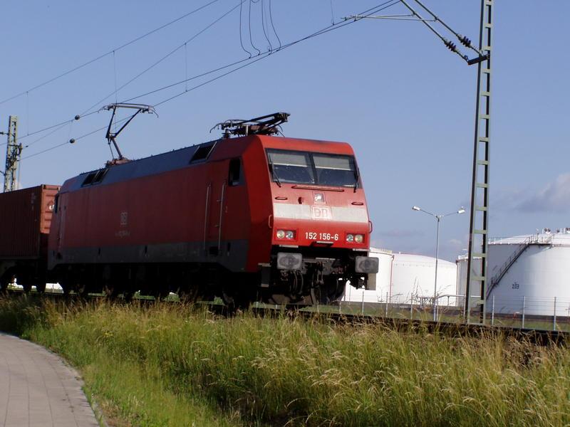 Hamburg und die Eisenbahn 7350130mui