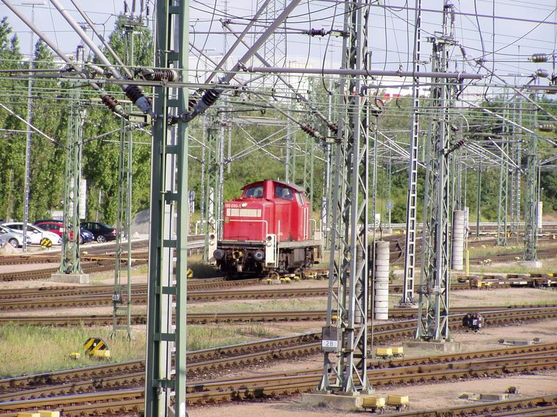 Hamburg und die Eisenbahn 7350132yih