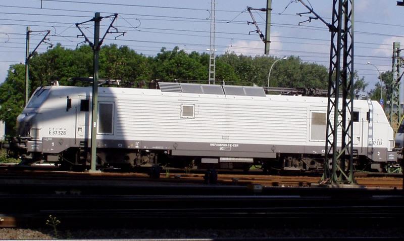 Hamburg und die Eisenbahn 7350135jry