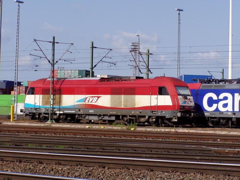 Hamburg und die Eisenbahn 7350136rnm